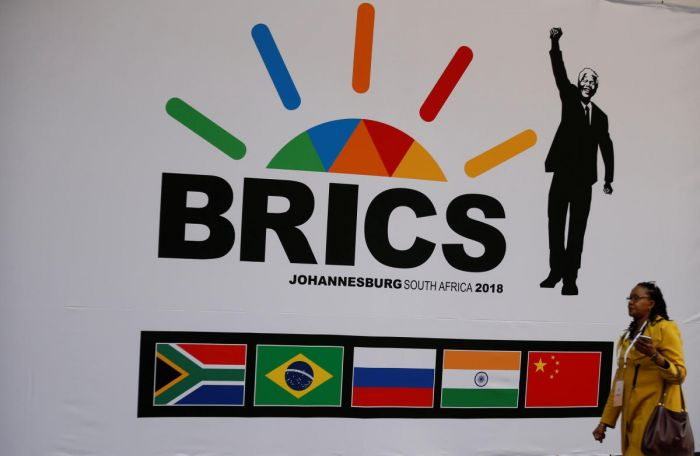 BRICS emerging economies meet as US trade war looms