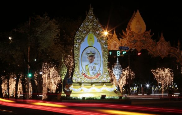 King Maha Vajiralongkorn birthday