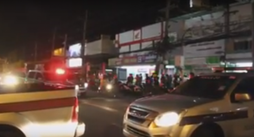 Illegal street racing foiled in Pattaya