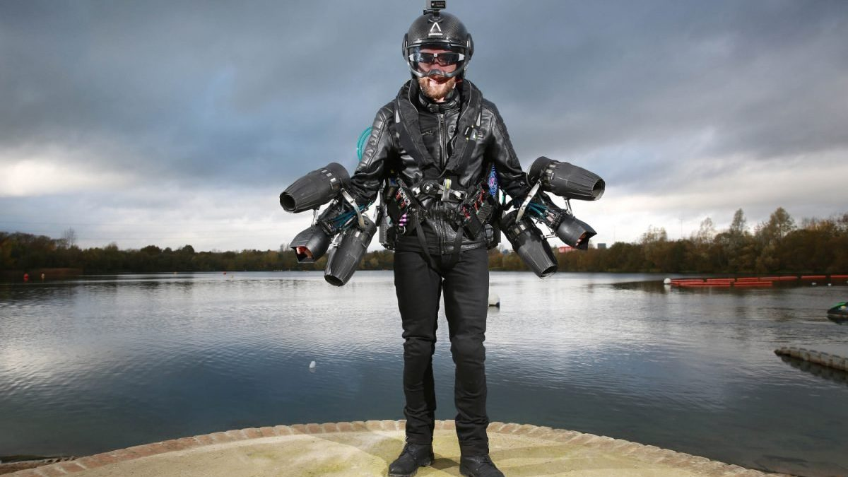 Real-Life Iron Man Jet Suit Is Now Available To Buy