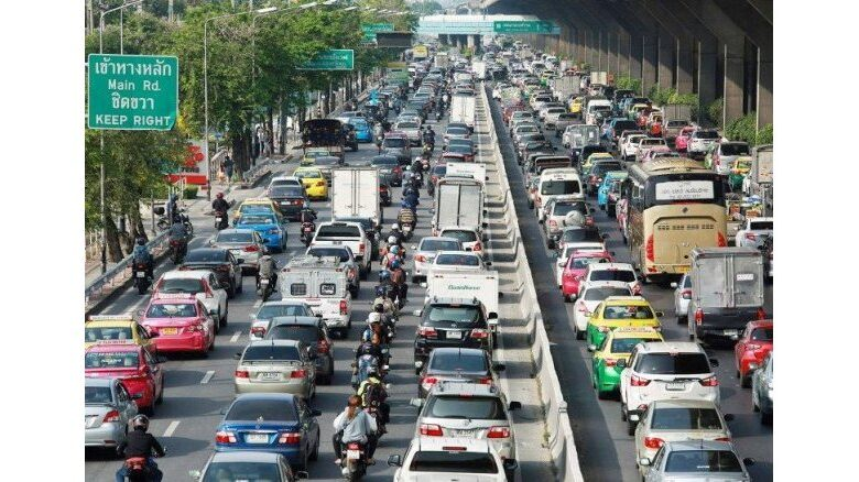 million motorbikes registered vehicles More than Thailand