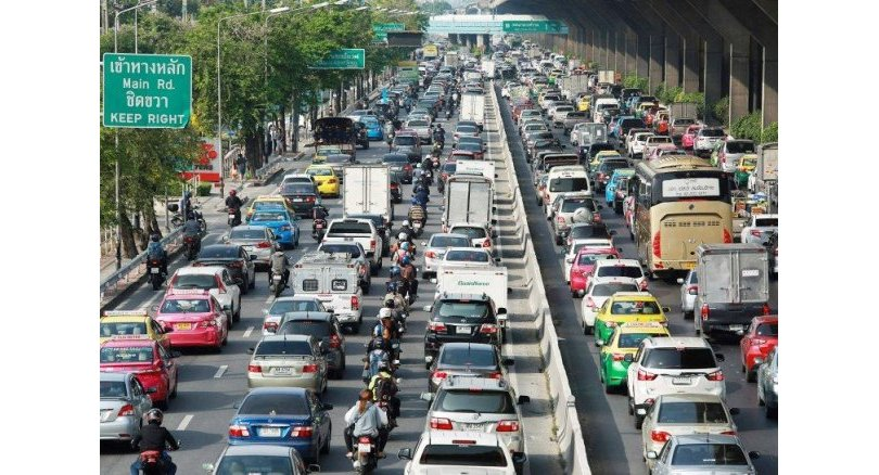 More than 1.5 million new vehicles registered for Thailand's roads