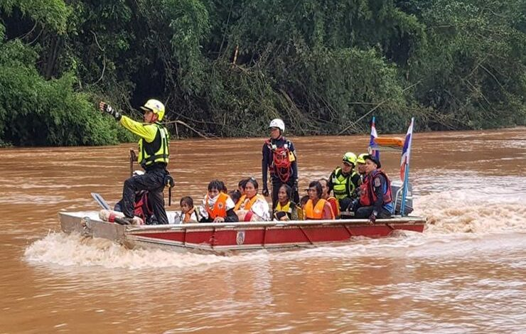 Rescuers struggle to reach victims of Laos dam collapse Pattaya-today
