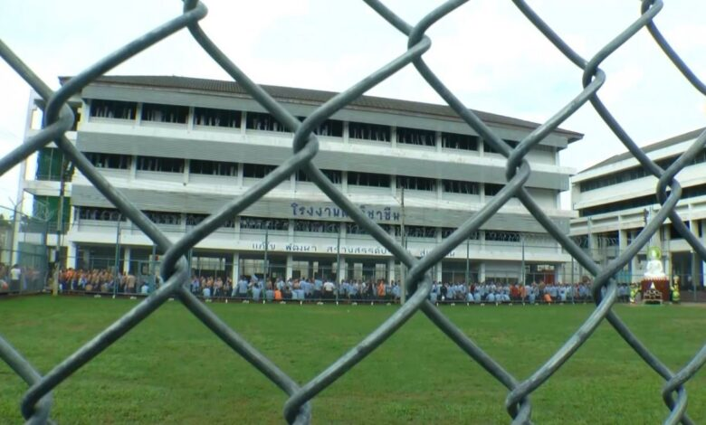 50 foreign inmates to serve remaining time in their home countries