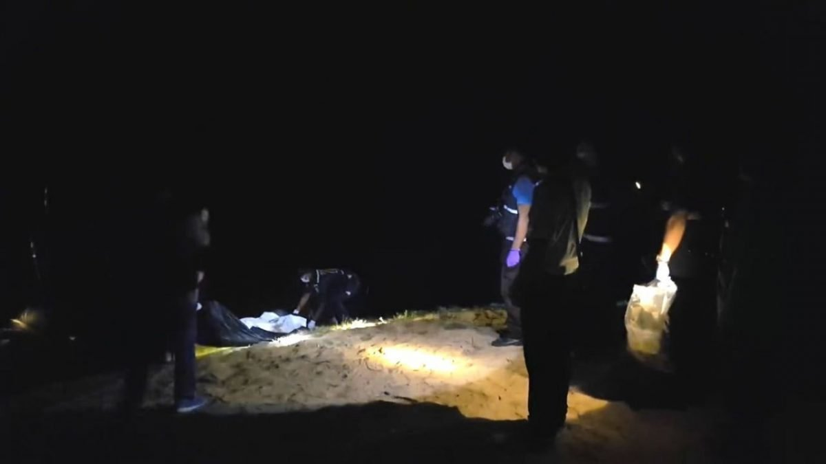 Body of missing Korat woman found floating on river