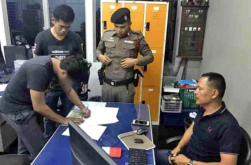 Broke and busted: Malaysian tourist caught fibbing to Chiang Mai police