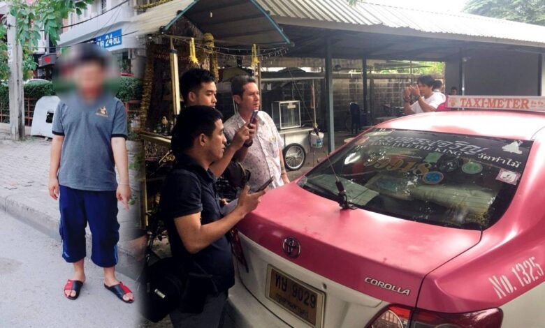 Cabbie nabbed again for stealing from dozing passengers