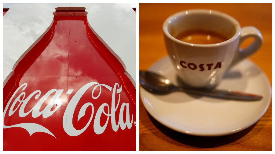 Coca-Cola buys coffee chain Costa for £3.9 bn