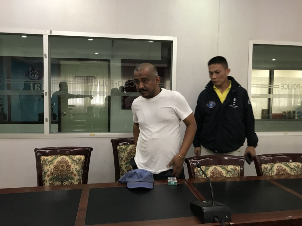 Contractor arrested Contractor wanted temple funds case arrested