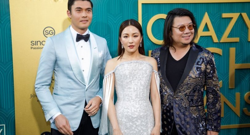 'Crazy Rich Asians' author wanted in Singapore over national service