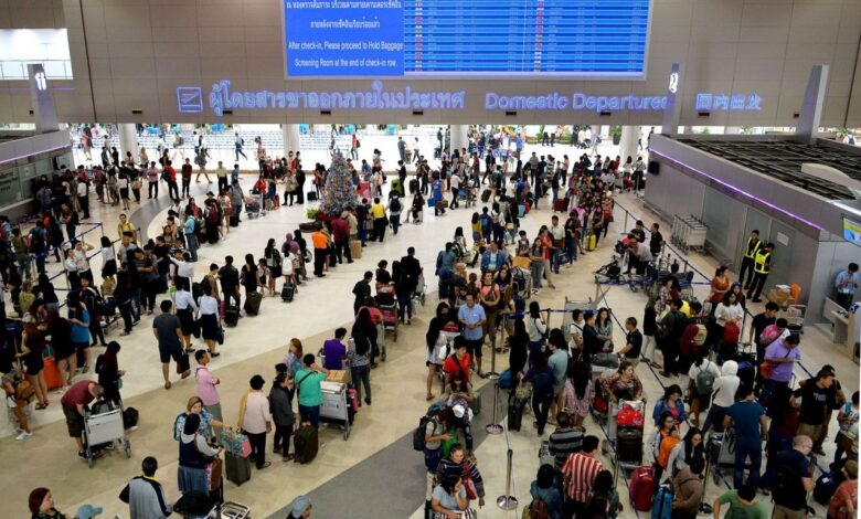 Don Mueang airport to build 1,000 more toilets