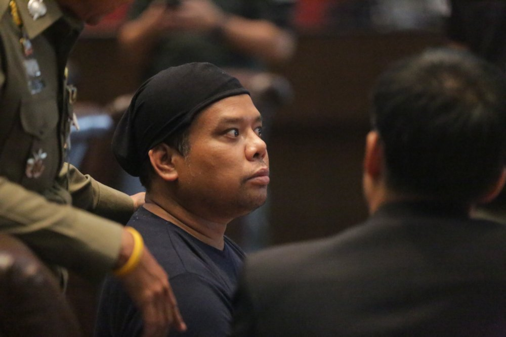 Double-murder suspect admits guilt, say police