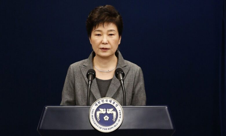 Ex-president Park sentenced to 25 years