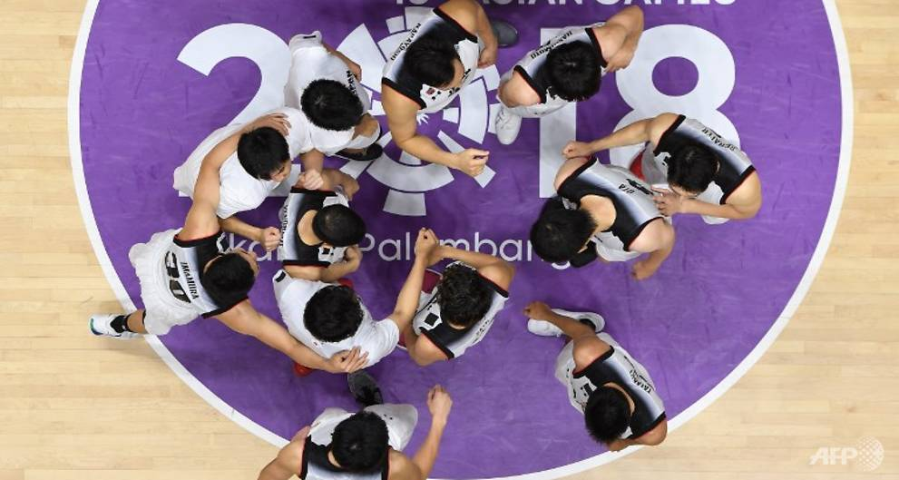 Four Japan athletes booted from Asian Games in prostitute scandal