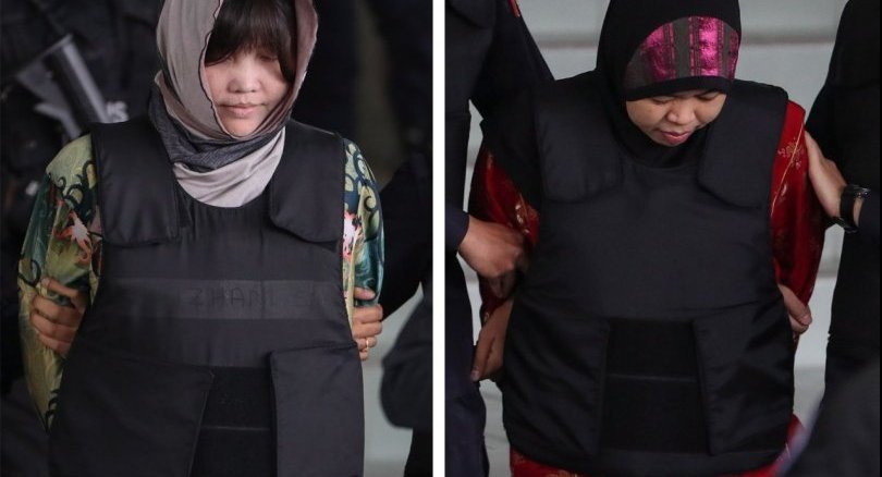 Urgent : Female accused in Jong-nam murder trial told to enter defence