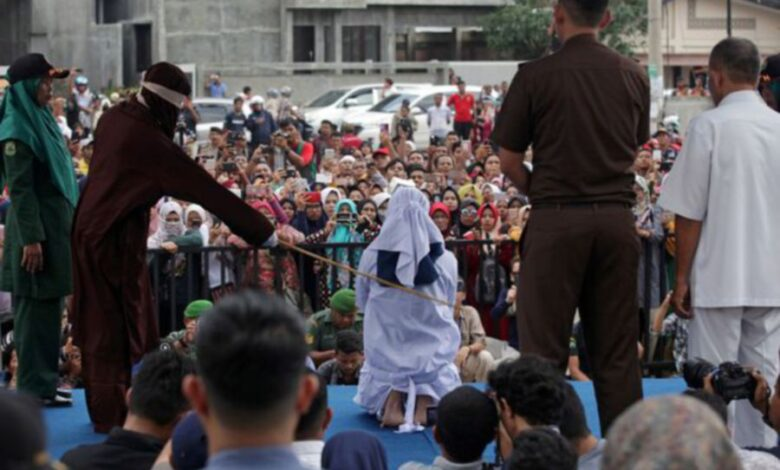 Malaysia Islamic court postpones caning of women for lesbian sex