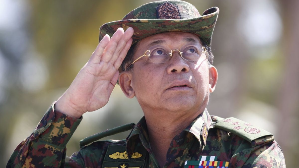 Myanmar army chief must be prosecuted for 'genocide': UN probe