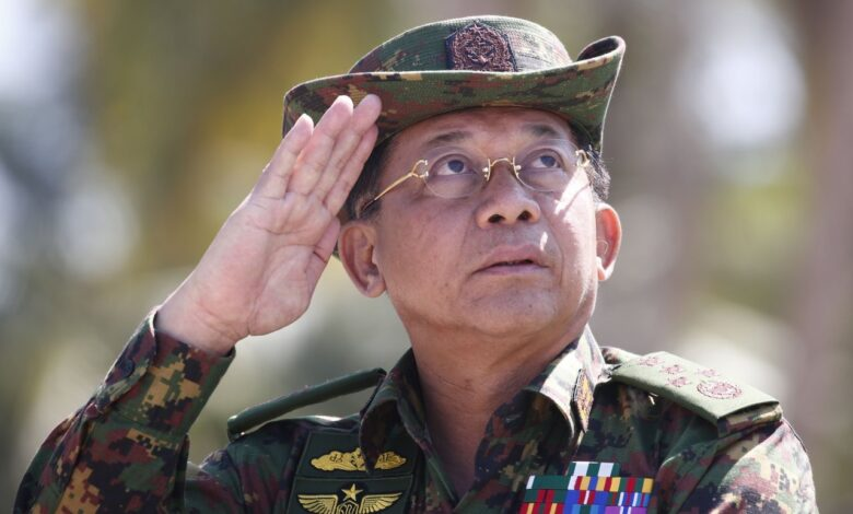 genocide Myanmar army chief must be prosecuted for 'genocide': UN probe
