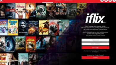 New range of free entertainment services from iflix