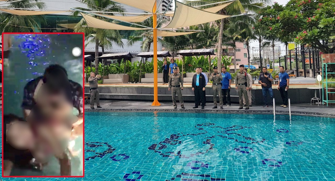 Pattaya 'sex orgy' hotel named; police chief going after participants despite no nudity