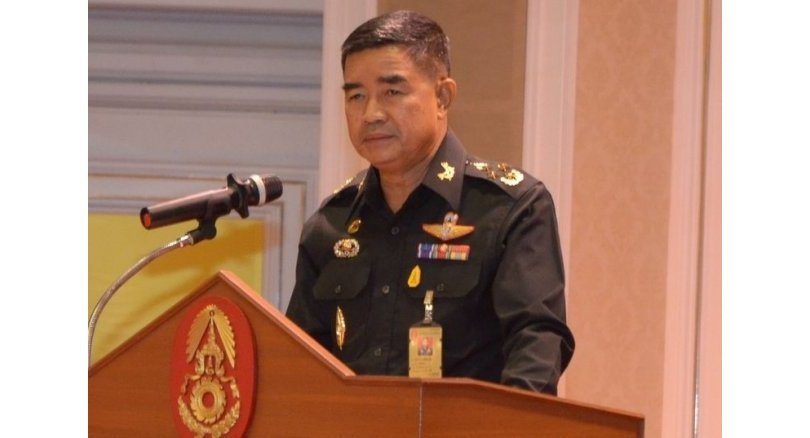 Retiring Army chief still fit and firm