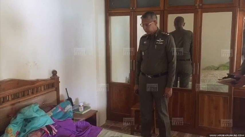 Surat Thani policeman commits suicide after shooting mother-in-law