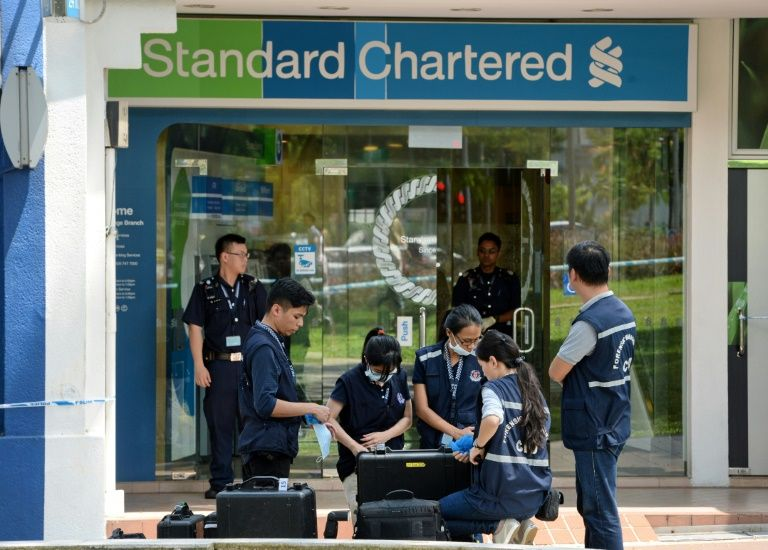Suspected bank robber can be extradited to Singapore