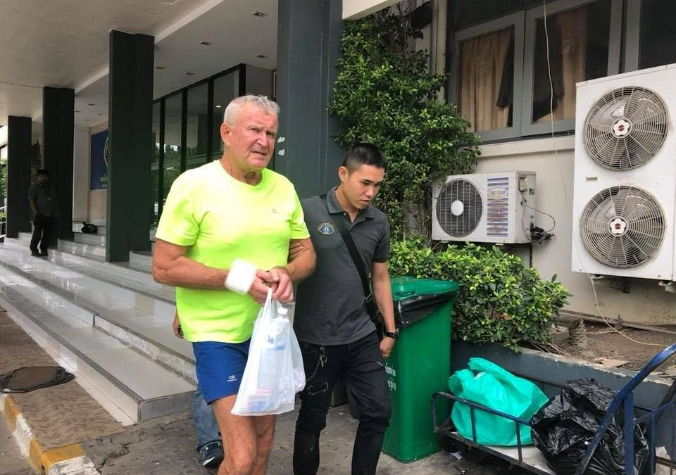 Swiss man arrested on embassy claim of 600,000-franc insurance cheat