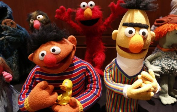 Bert & Ernie 'were gay couple,' reveals Sesame Street writer. A writer for Sesame Street has confirmed the long-running theory that the kids