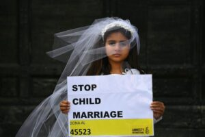 1 in 7 Thai teen girls aged 15-19 are already married. CHILDREN'S RIGHTS defenders are calling for legal actions and a legal