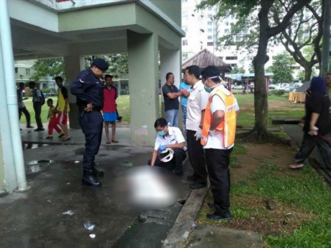 3-year-old girl left alone at home falls from 17th-storey unit in Malaysia