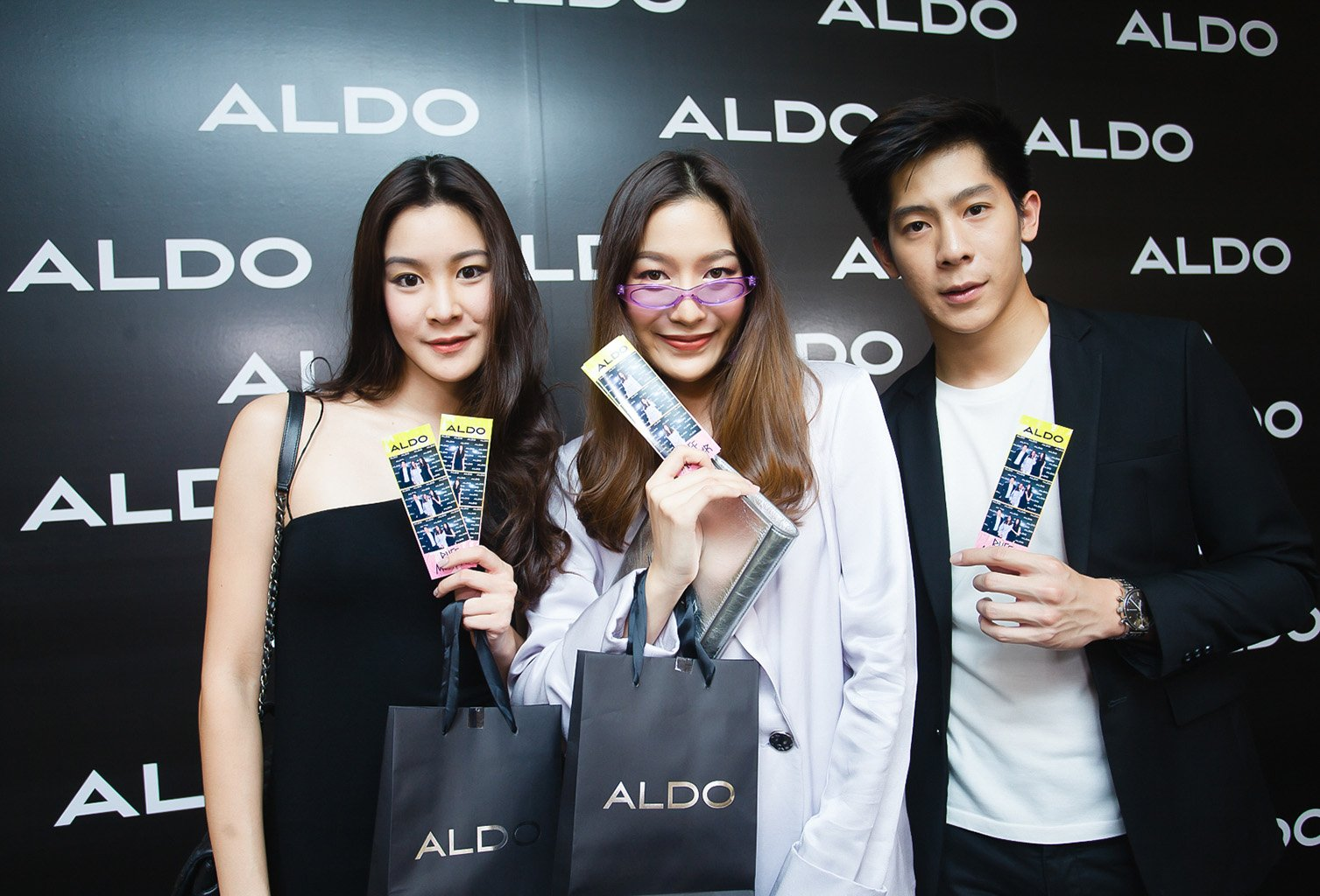 aldo flagship shop bangkok shoes fashion pattayatoday pattaya news