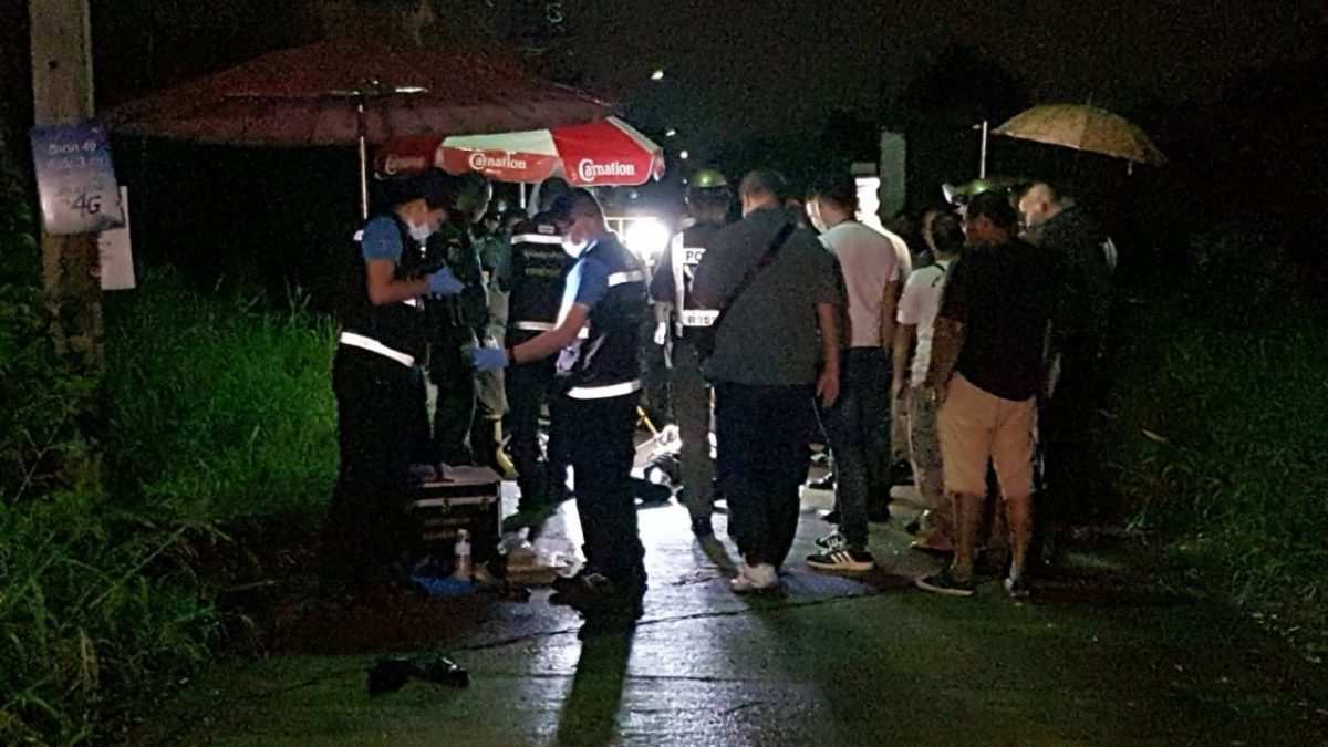 Bangkok man shot dead after attempt to mediate brother's gang feud