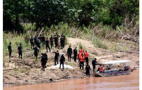 Bodies of two missing Nan troops found