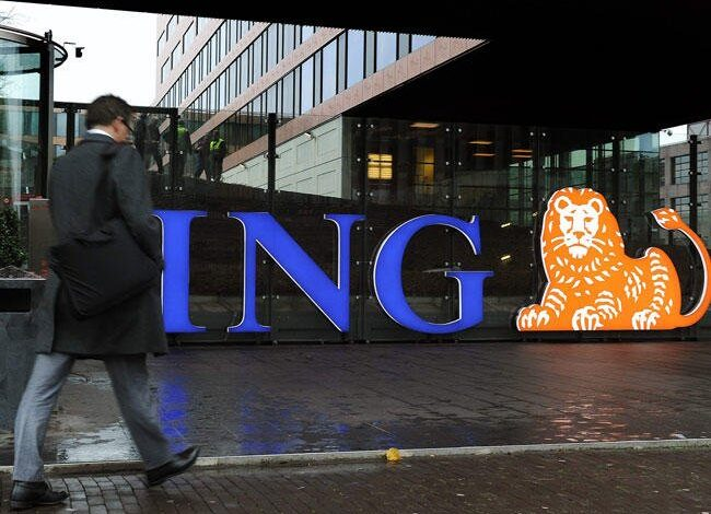 Dutch bank ING axes CFO over laundering probe