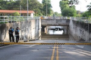Five charged over moo baan tunnel drowning. Five people face charges of recklessness causing death in the case of businesswoman Panumat