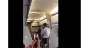 Flight attendant fired after boyfriend proposed to her mid-flight. BEIJING - Wedding proposals, for the most part, are romantic in nature —