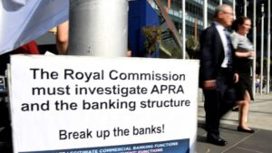 'Greedy' Australian banks pilloried by scathing official inquiry. Australia's
