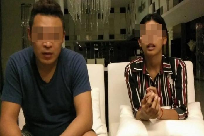 Hong Kong tourist involved in Walking Street brawl with ladyboys, states they stole 1 million baht from him