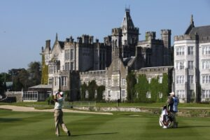Ireland castle chosen as this year's best luxury hotel. An opulent, carefully restored, 18th-century castle in Ireland has been named the hotel of the