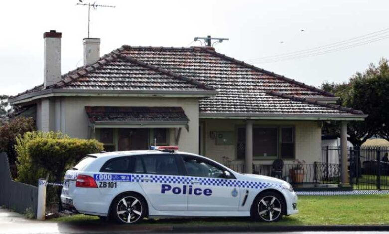 Man charged with Australia family murders