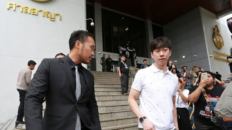 Motorcycle racer gets bail after sentencing