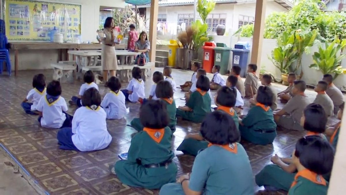 Nakhon Ratchasima school struggles with two teachers
