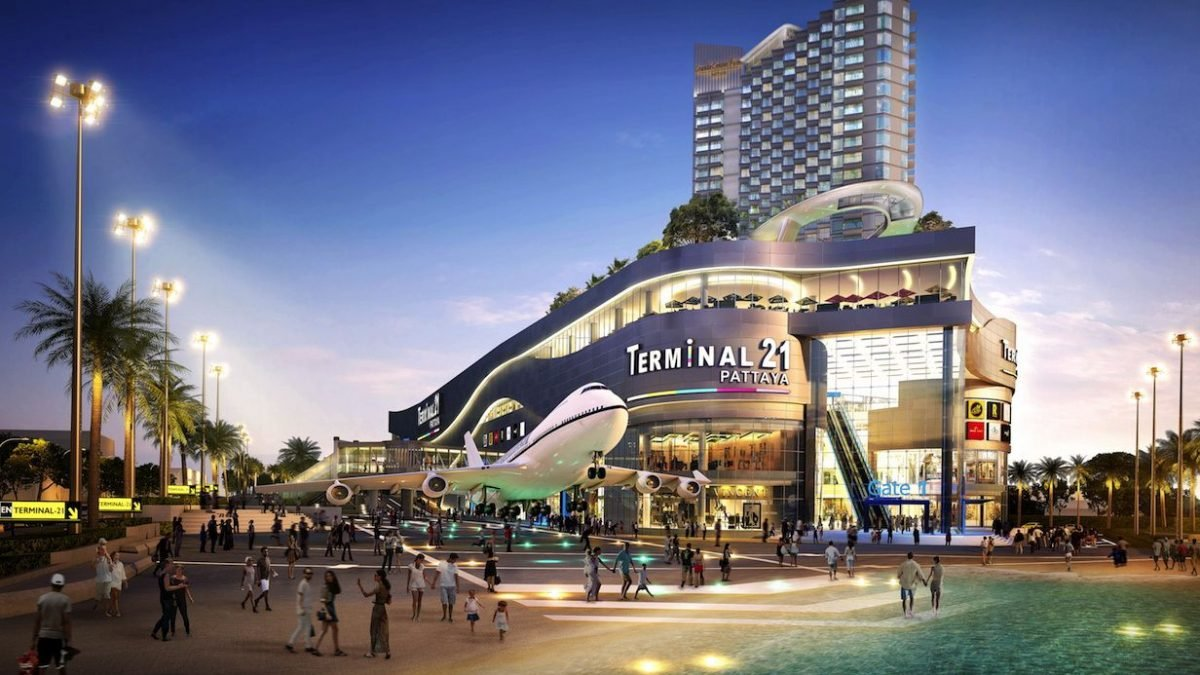 North Pattaya mall and hotel set to open