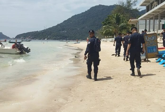 POLICE TO ARREST 12 FOR SHARING POSTS ON KOH TAO RAPE
