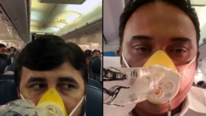 Passengers Noses And Ears Bleed After Crew Forget To Set