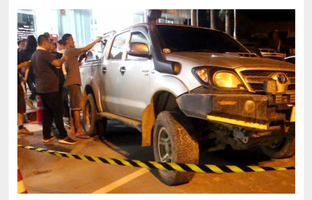 Police chase in Sing Buri ends with massive meth haul
