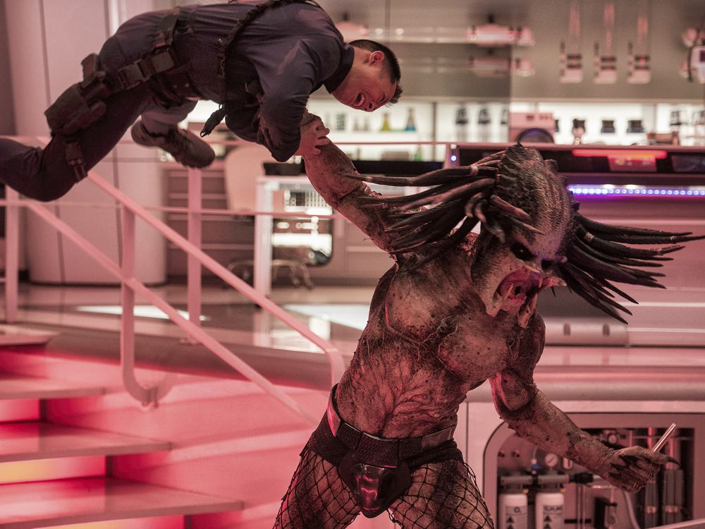 "'Predator' slays competition at N.America box office. ""The Predator"" -- the latest installment in the long-running sci-fi action series -- chewed"