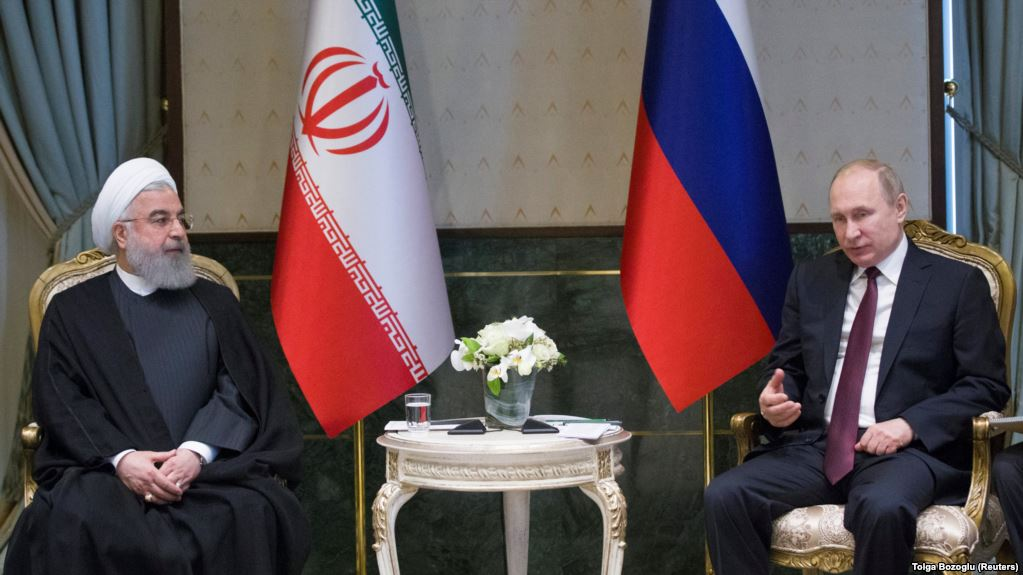 Putin 'appalled' by 'terrorist' attack in Iran. Russian President Vladimir Putin on Saturday denounced the attack on an army parade
