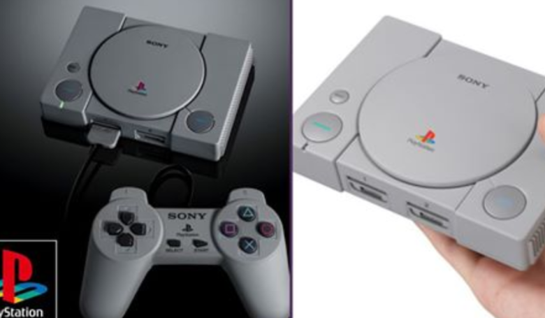 Sony Have Announced The PlayStation Classic With 20